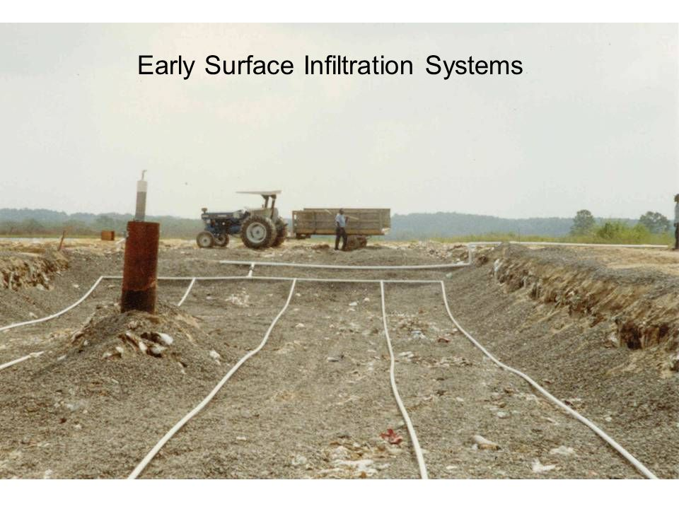 Early Surface Infiltration Systems