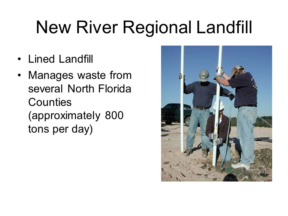 New River Regional Landfill
