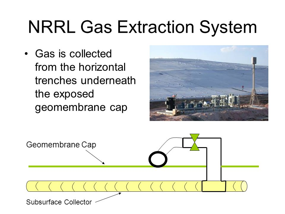 NRRL Gas Extraction System