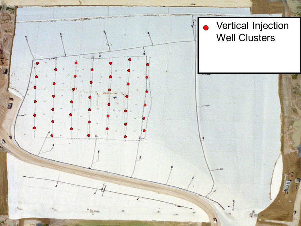 Vertical Injection Well Clusters