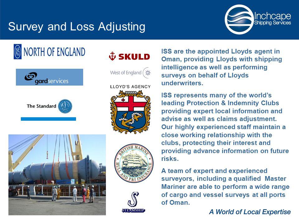 Survey and Loss Adjusting