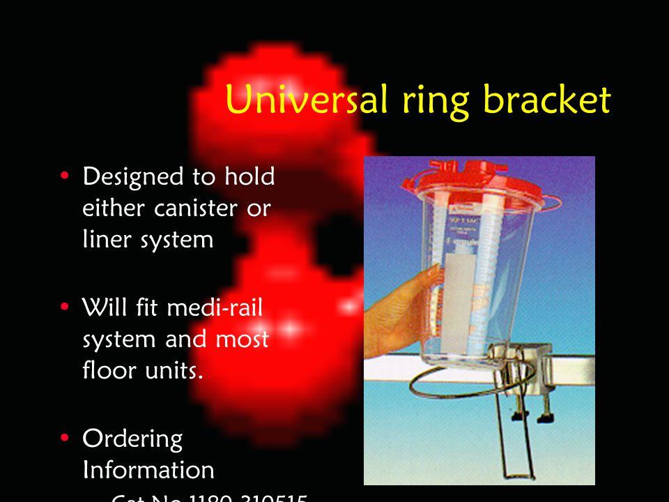 Universal ring bracket