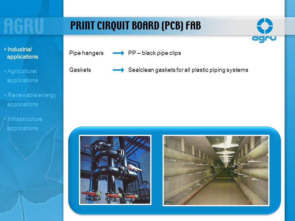 PRINT CIRQUIT BOARD (PCB) FAB