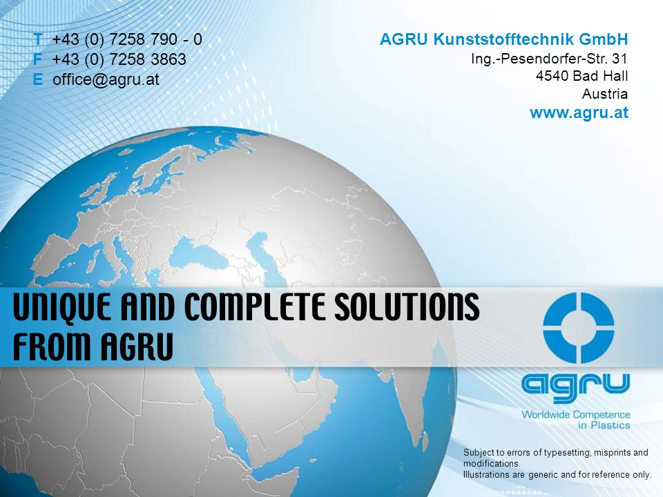Unique and complete solutions from AGRU
