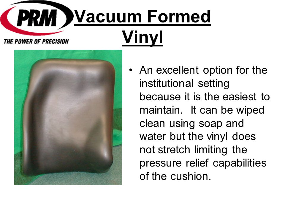 Vacuum Formed Vinyl