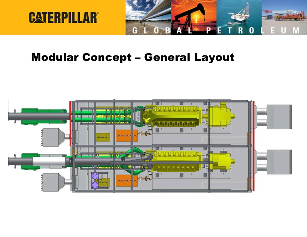 Modular Concept – General Layout