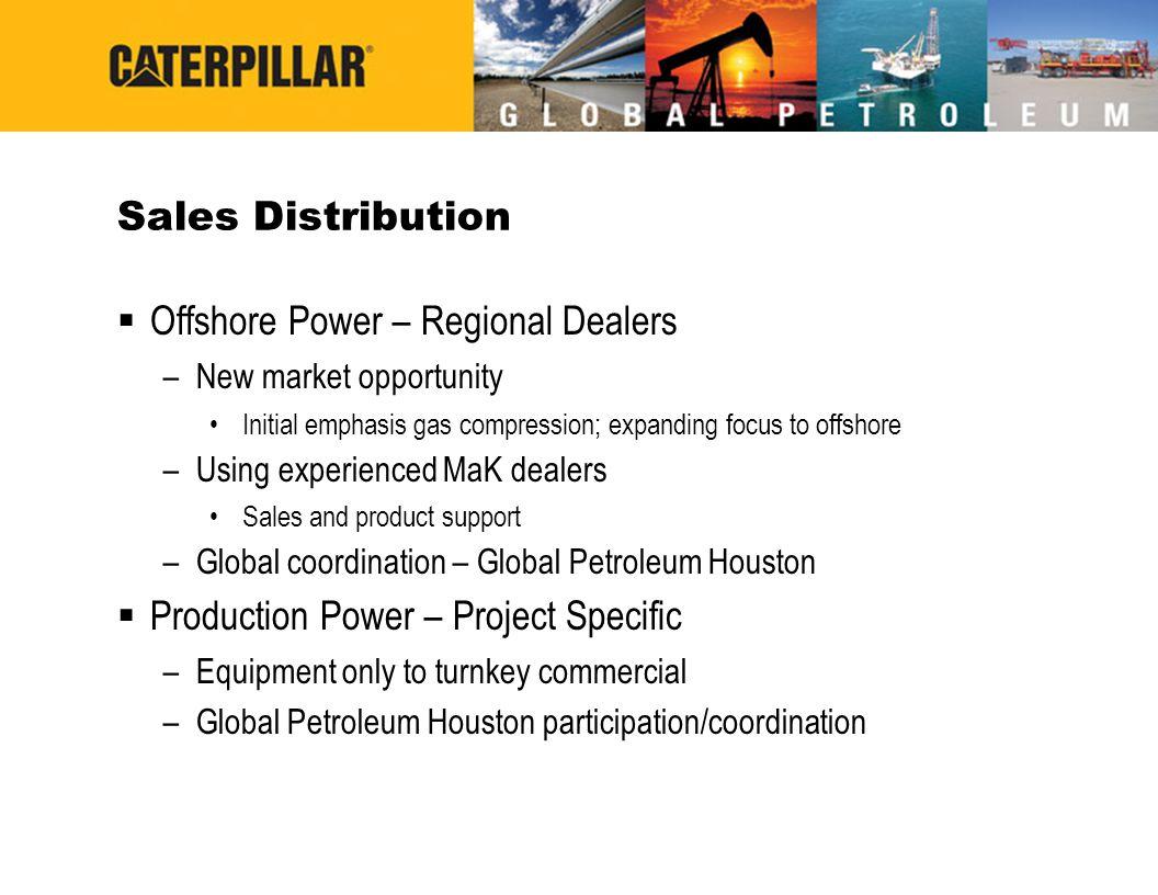 Offshore Power – Regional Dealers