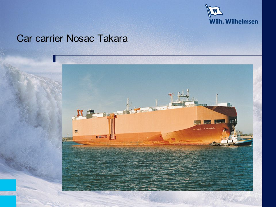 Car carrier Nosac Takara