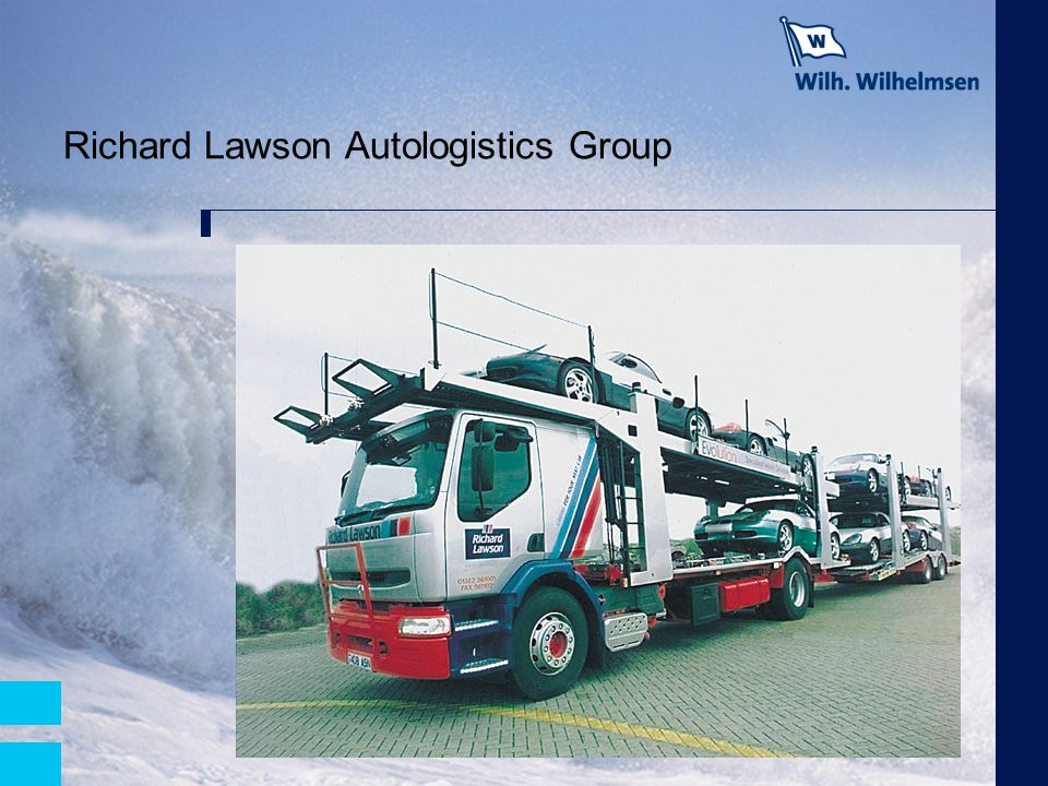 Richard Lawson Autologistics Group