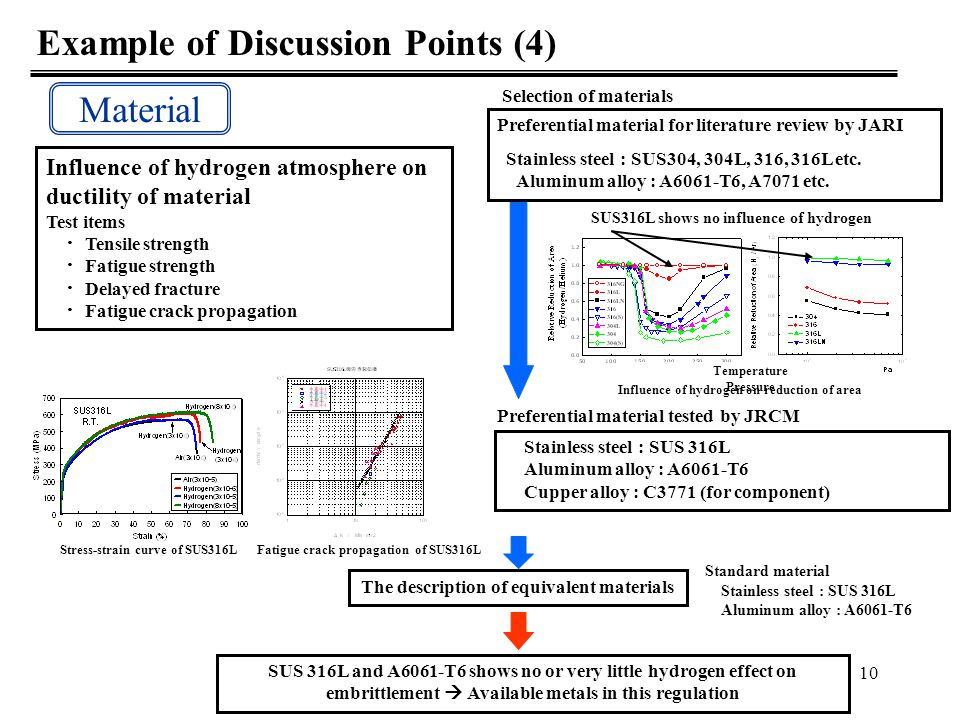 Example of Discussion Points (4)