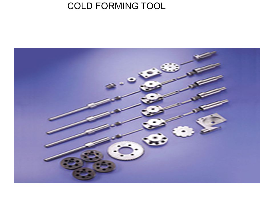 COLD FORMING TOOL