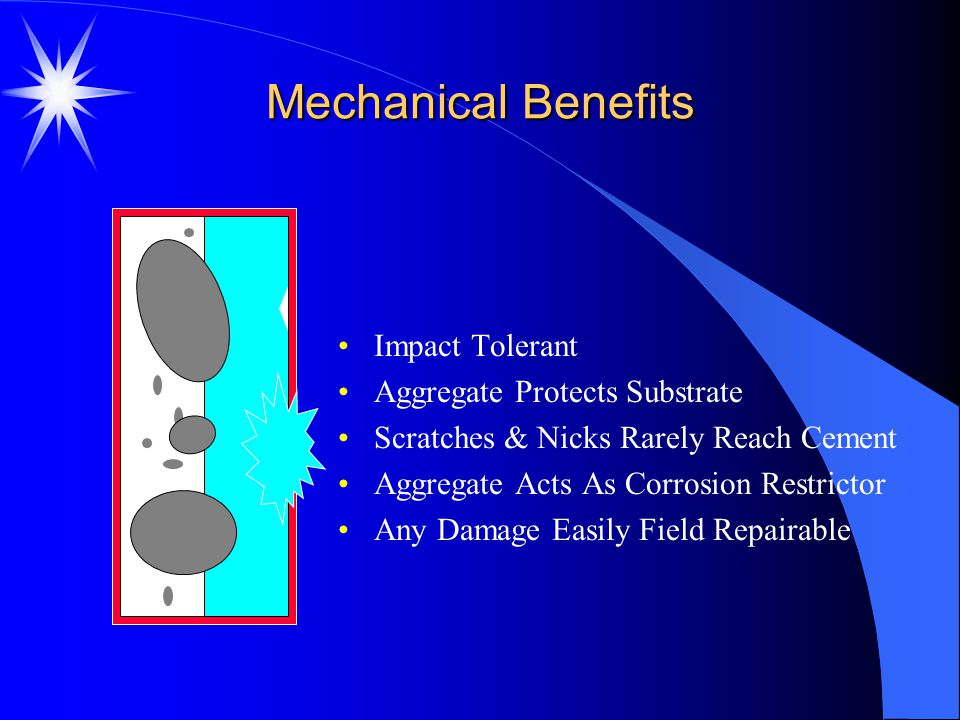 Mechanical Benefits Impact Tolerant Aggregate Protects Substrate