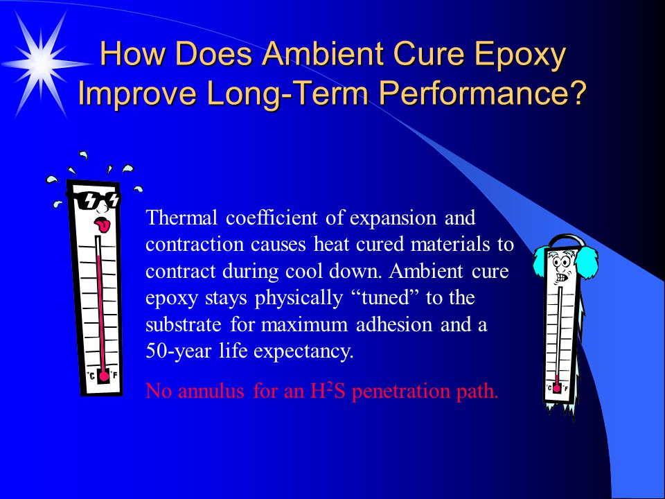 How Does Ambient Cure Epoxy Improve Long-Term Performance
