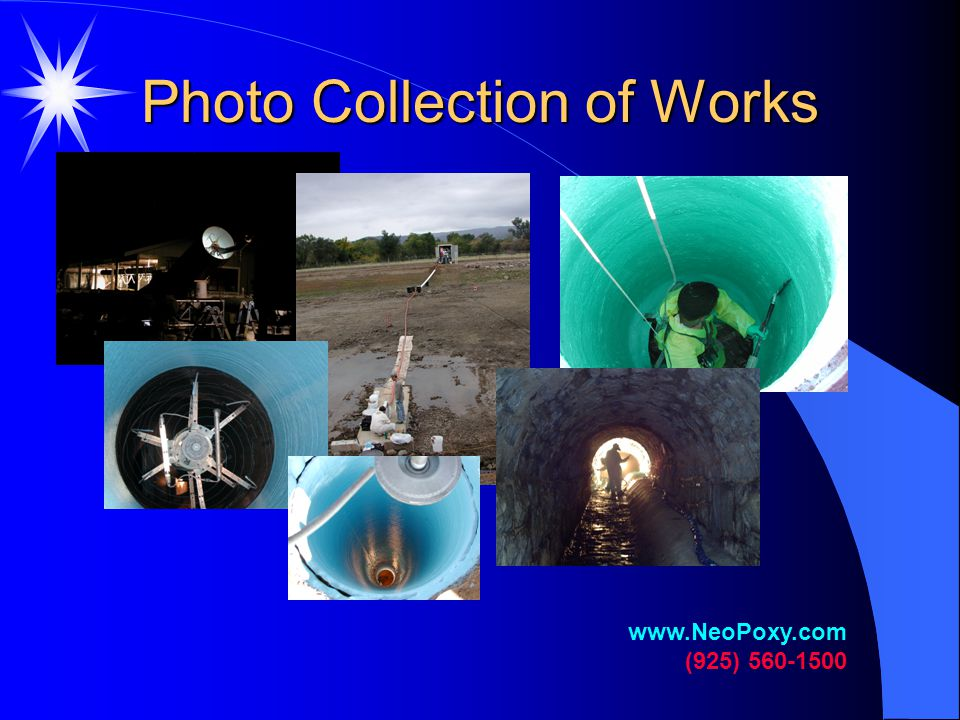 Photo Collection of Works
