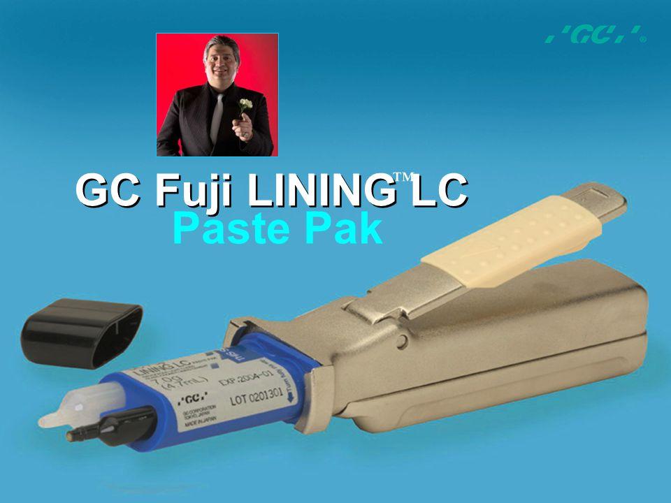 ™ GC Fuji LINING LC Paste Pak