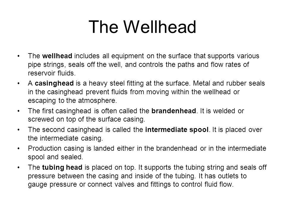 The Wellhead