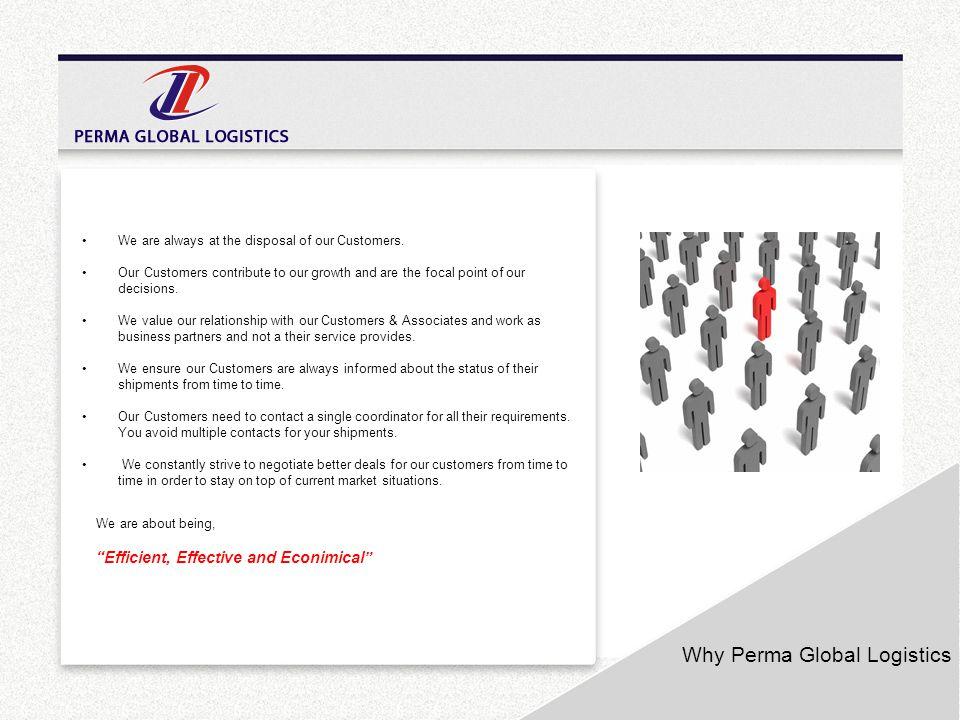 Why Perma Global Logistics