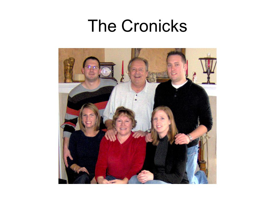 The Cronicks