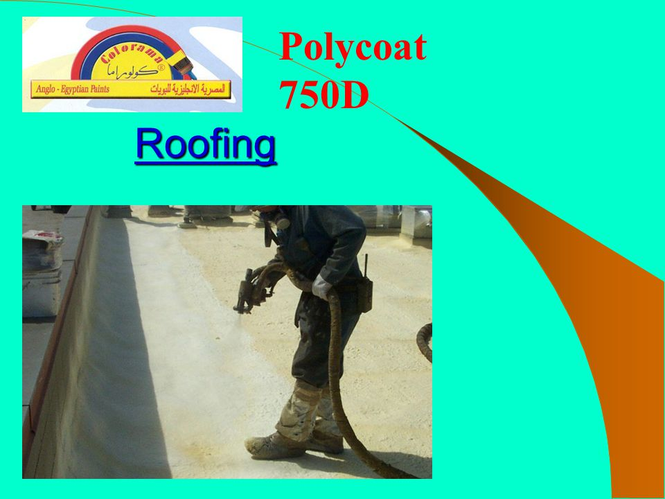 Polycoat 750D Roofing