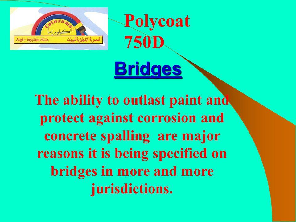 Polycoat 750D Bridges.