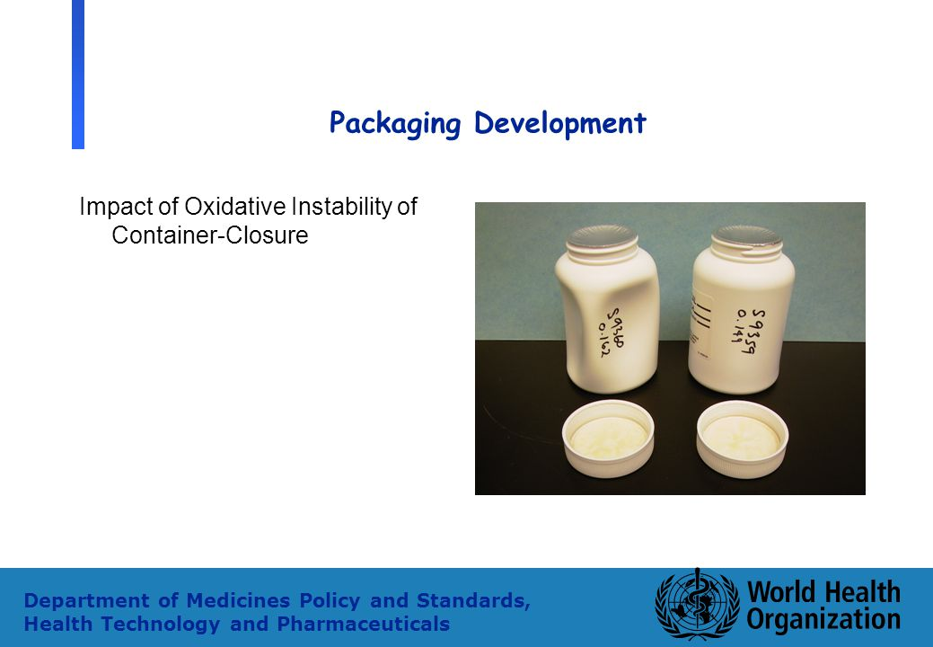 Packaging Development