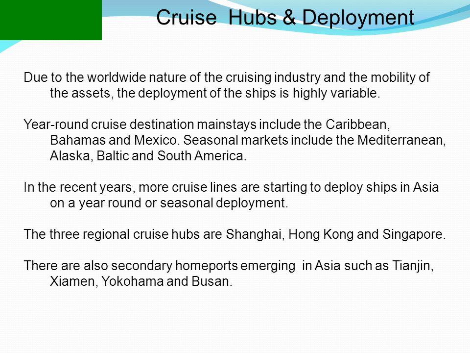 Cruise Hubs & Deployment