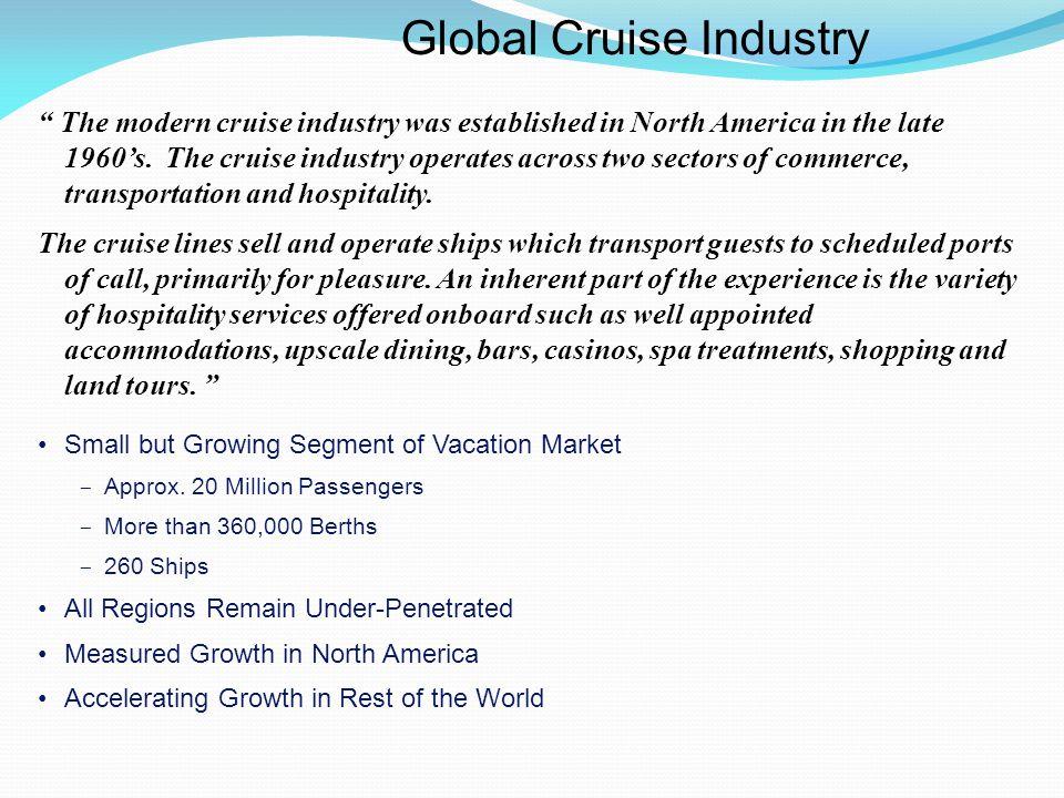 Global Cruise Industry