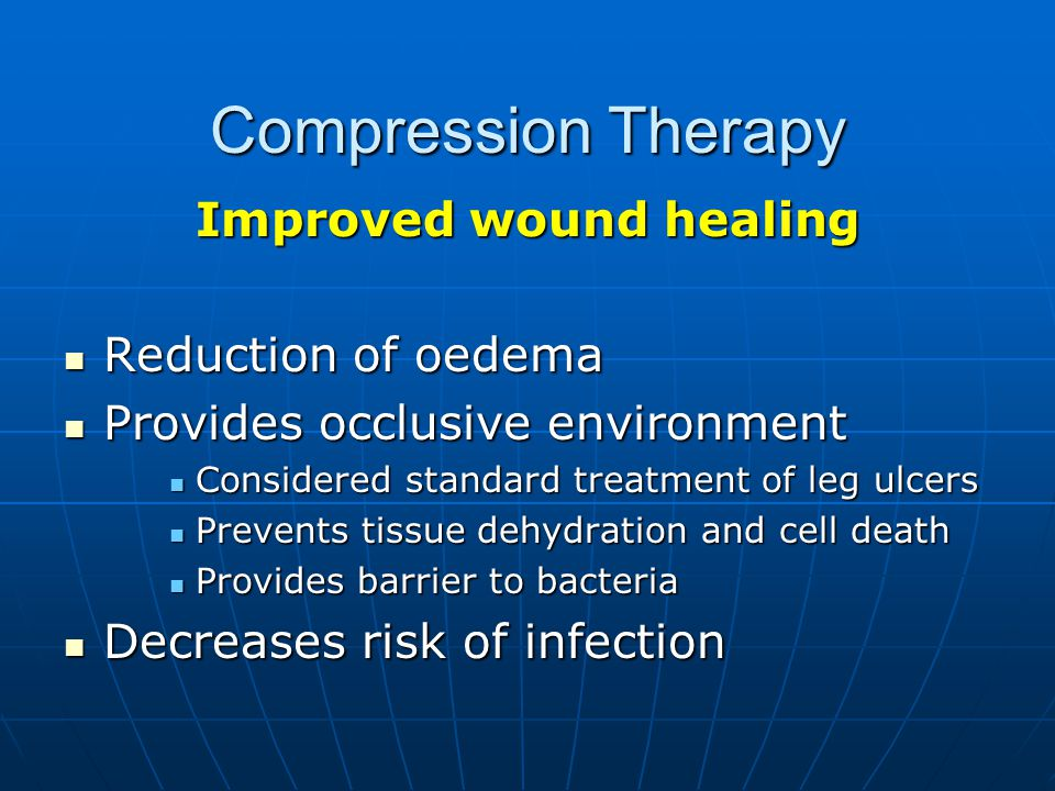 Improved wound healing