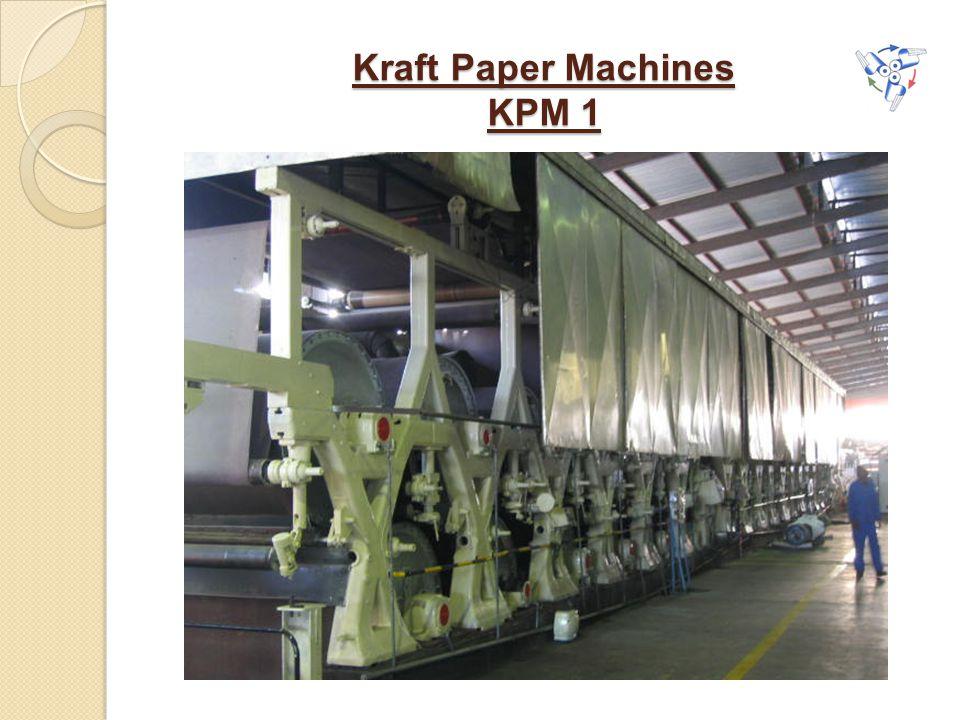 Kraft Paper Machines KPM 1