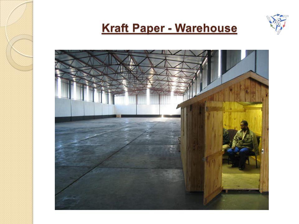 Kraft Paper - Warehouse