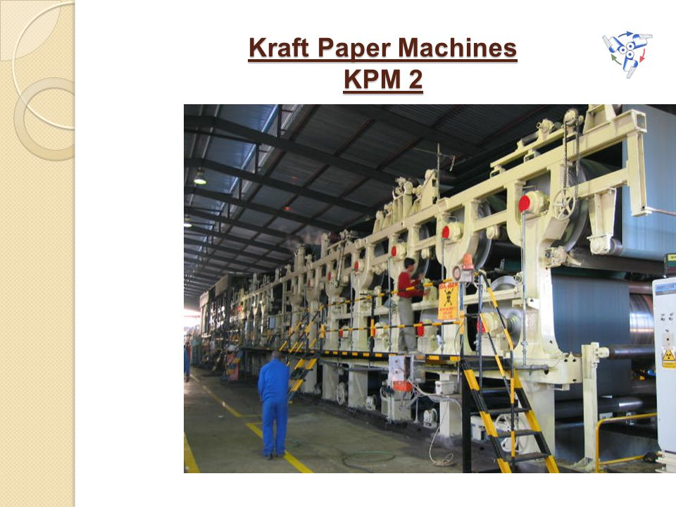 Kraft Paper Machines KPM 2