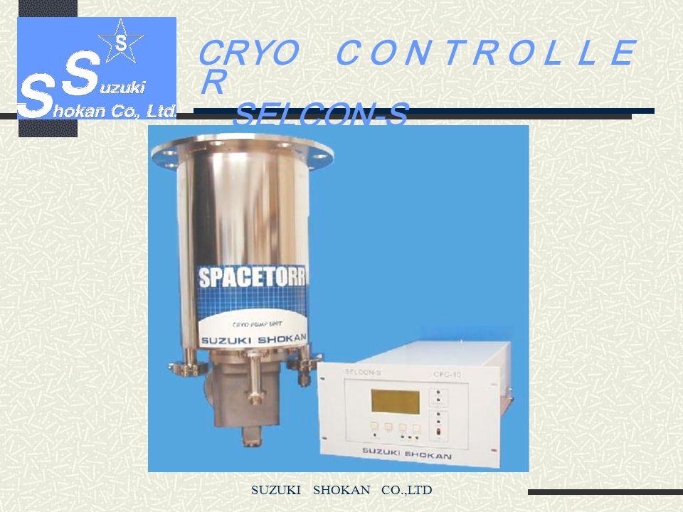 CRYO CONTROLLER SELCON-S SUZUKI SHOKAN CO.,LTD