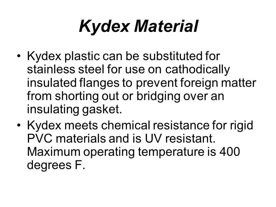 Kydex Material