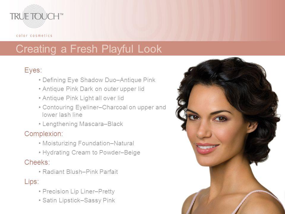 Creating a Fresh Playful Look