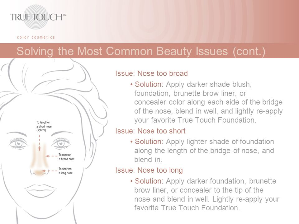 Solving the Most Common Beauty Issues (cont.)