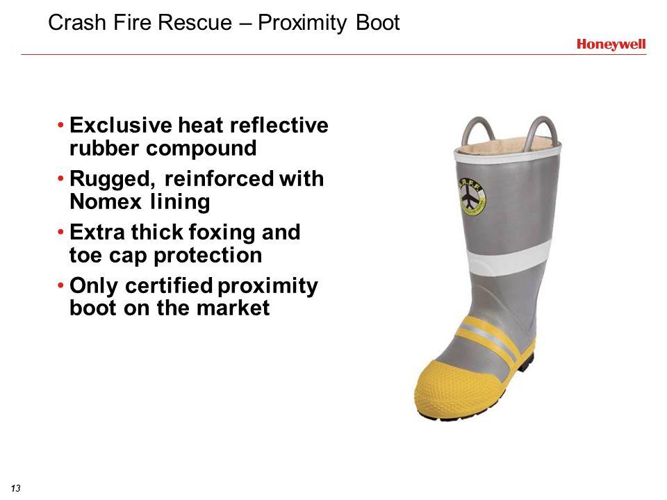 Crash Fire Rescue – Proximity Boot