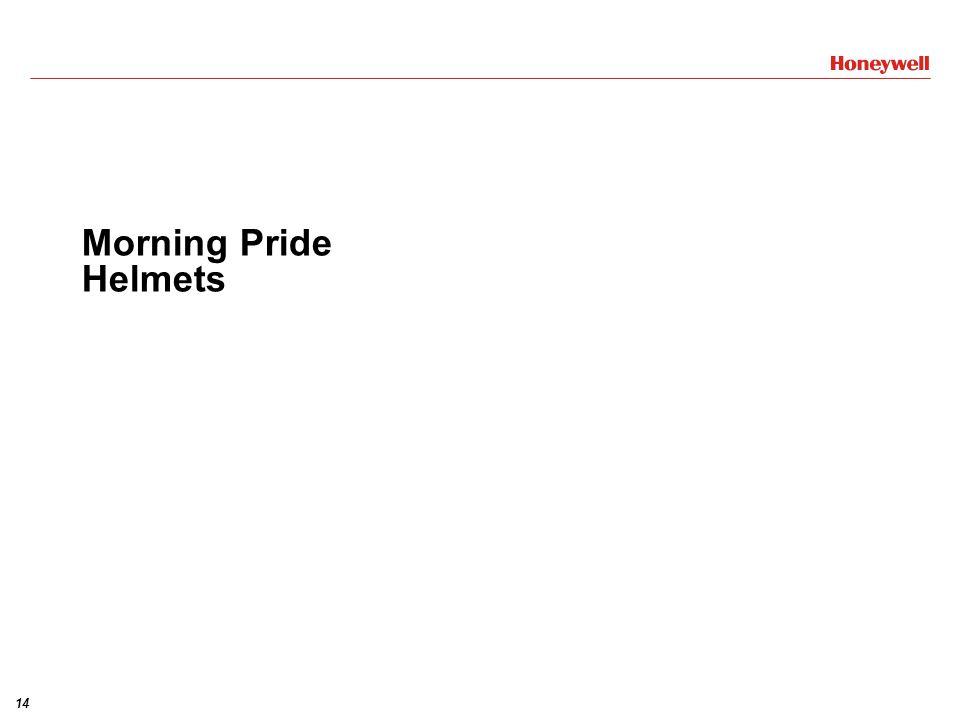 Morning Pride Helmets