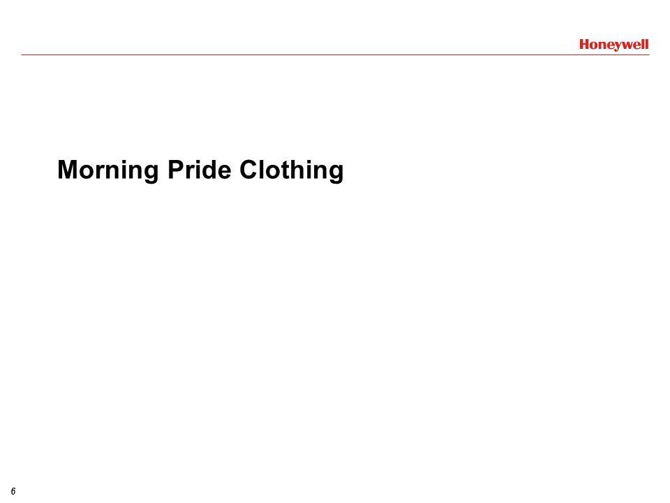 Morning Pride Clothing
