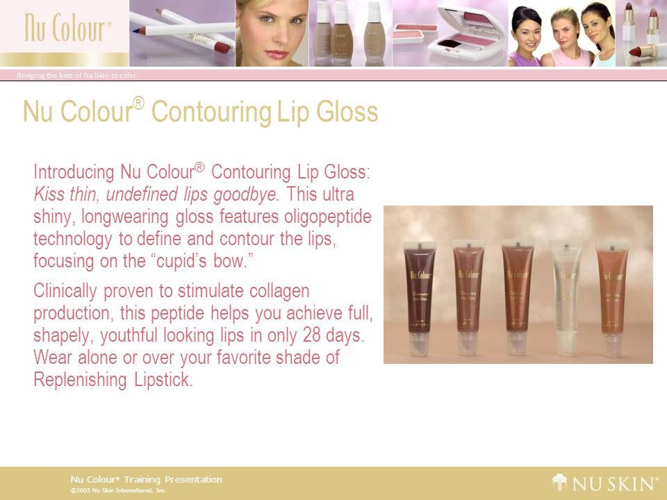 Nu Colour® Contouring Lip Gloss