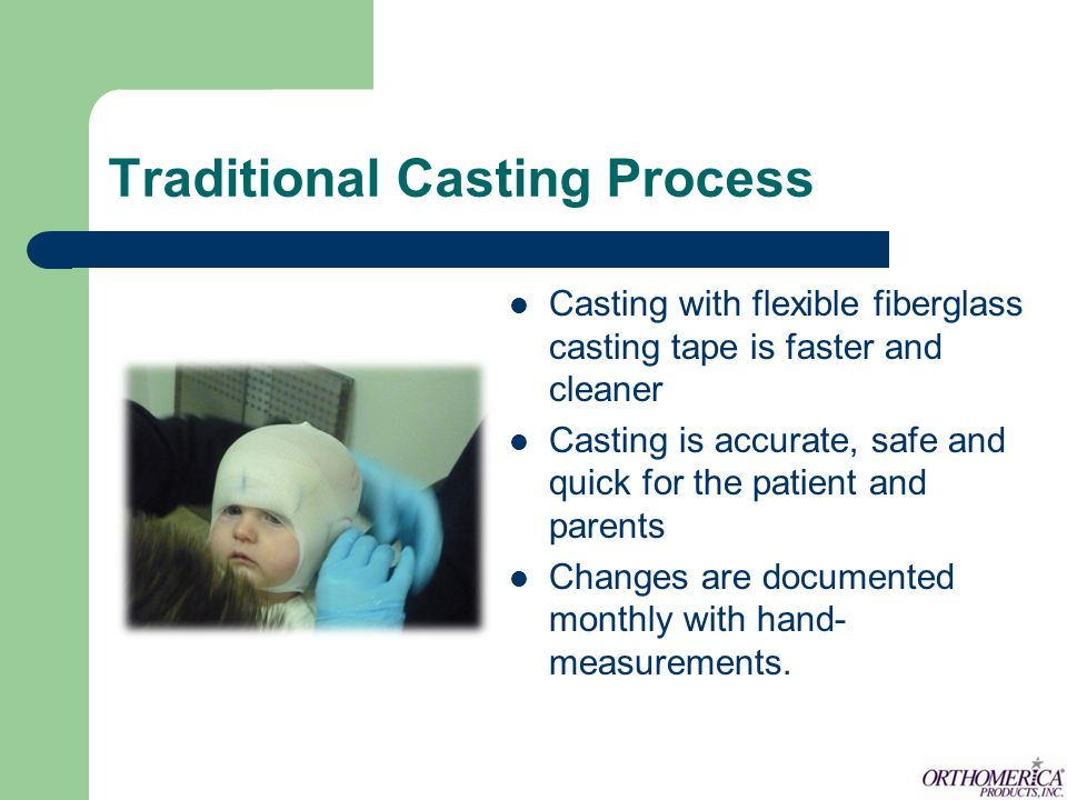 Traditional Casting Process