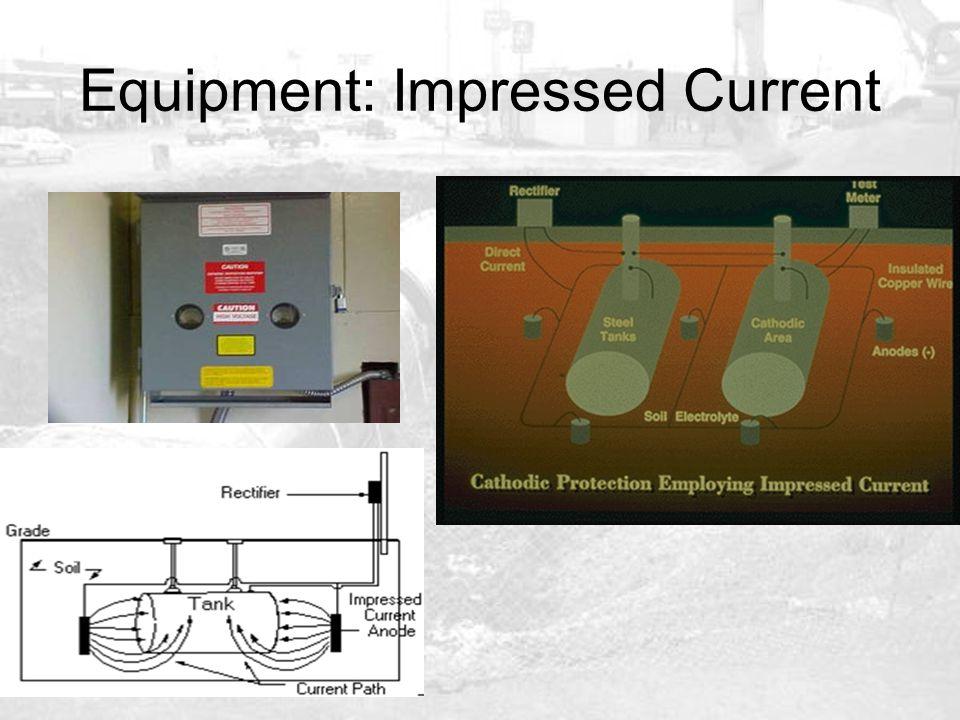 Equipment: Impressed Current