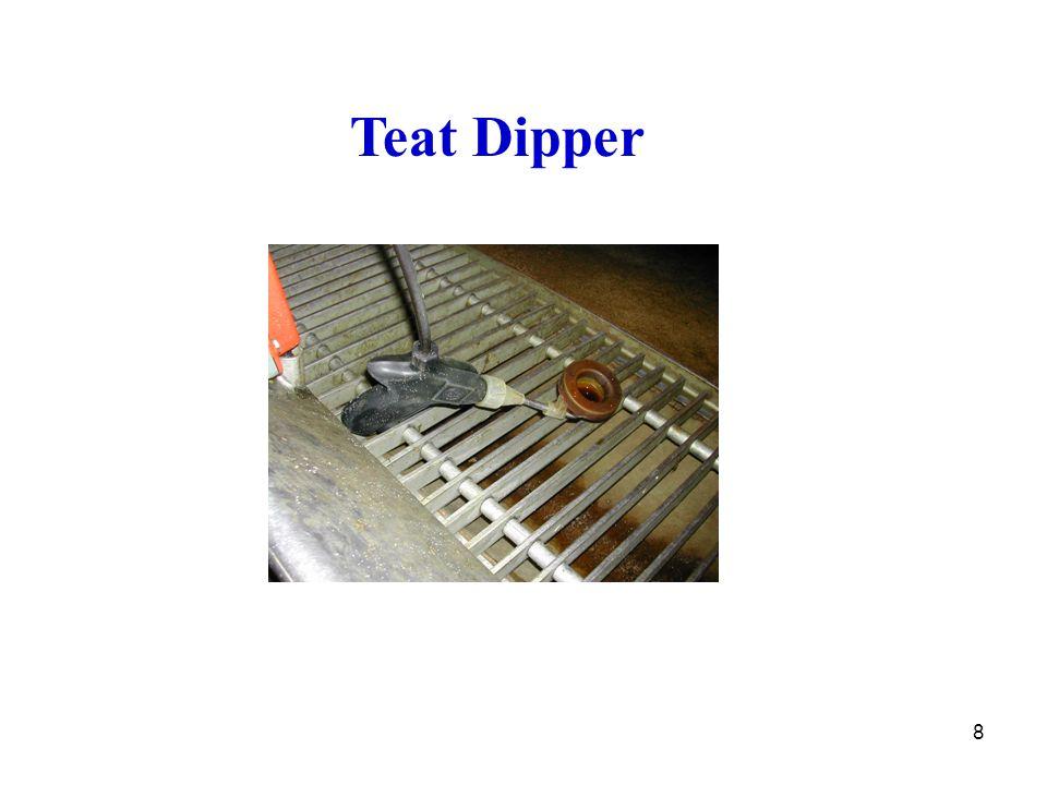 Teat Dipper