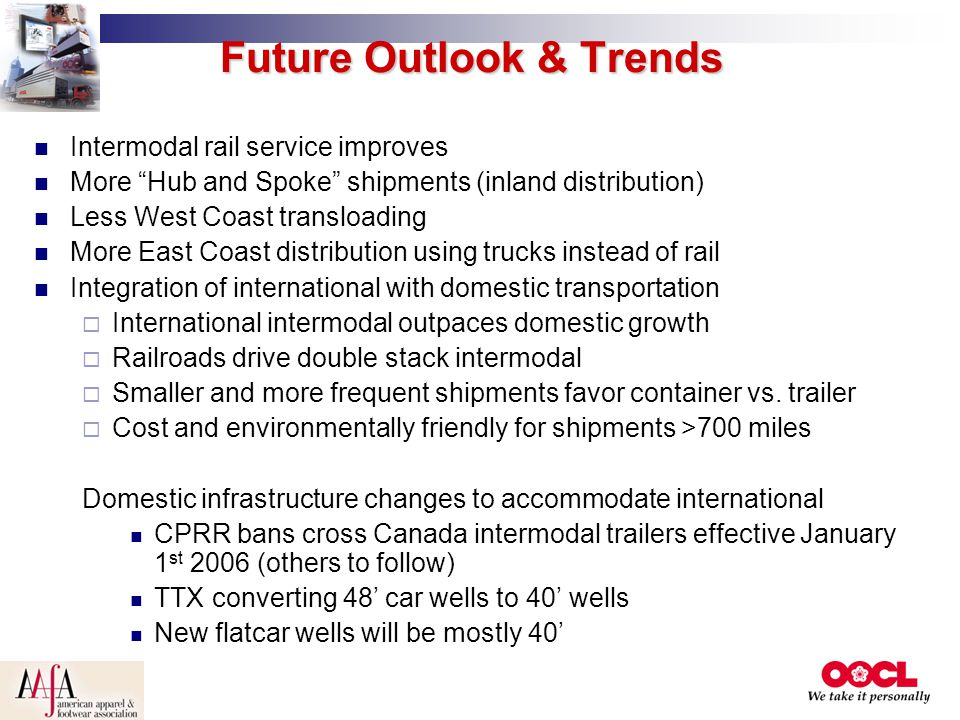 Future Outlook & Trends