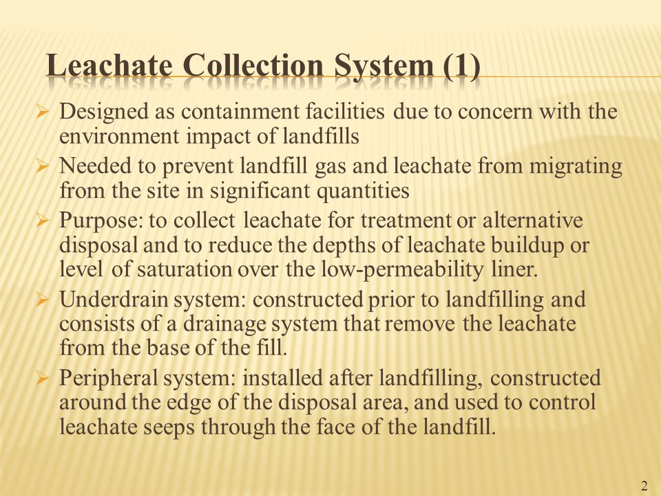 Leachate Collection System (1)