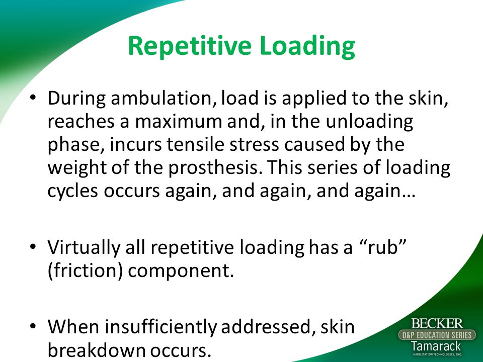 Repetitive Loading