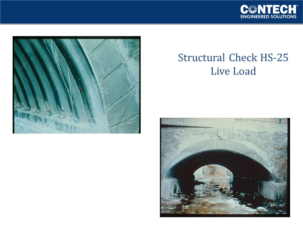 Structural Check HS-25 Live Load