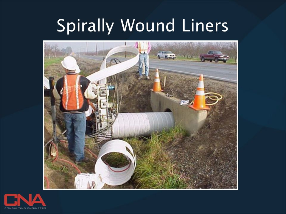 Spirally Wound Liners