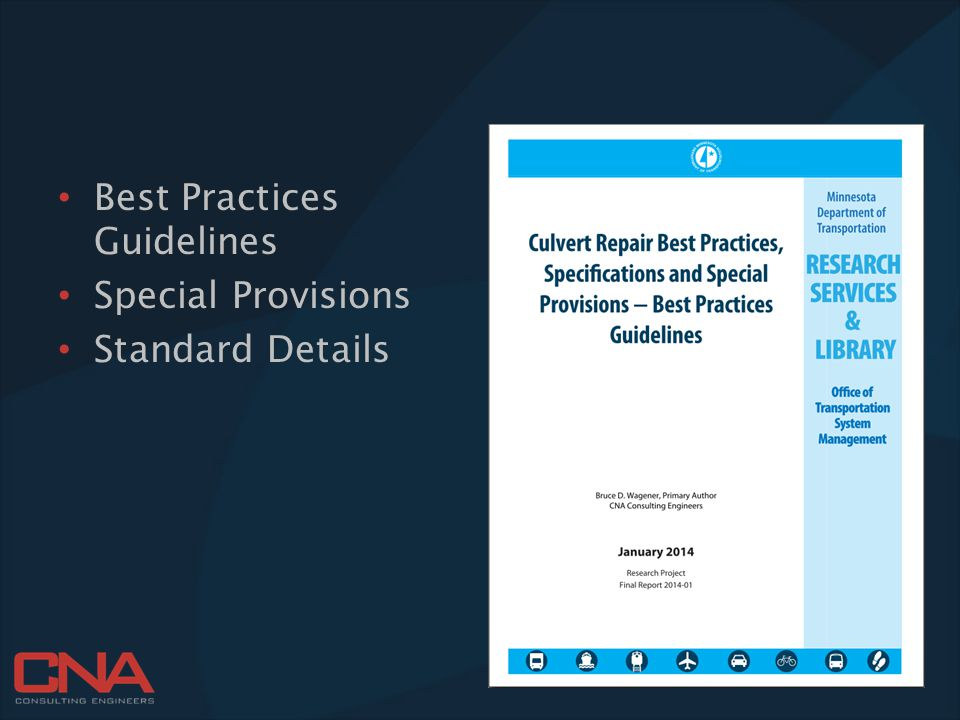 Best Practices Guidelines