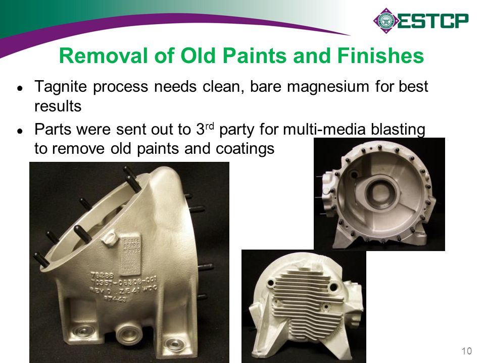 Removal of Old Paints and Finishes