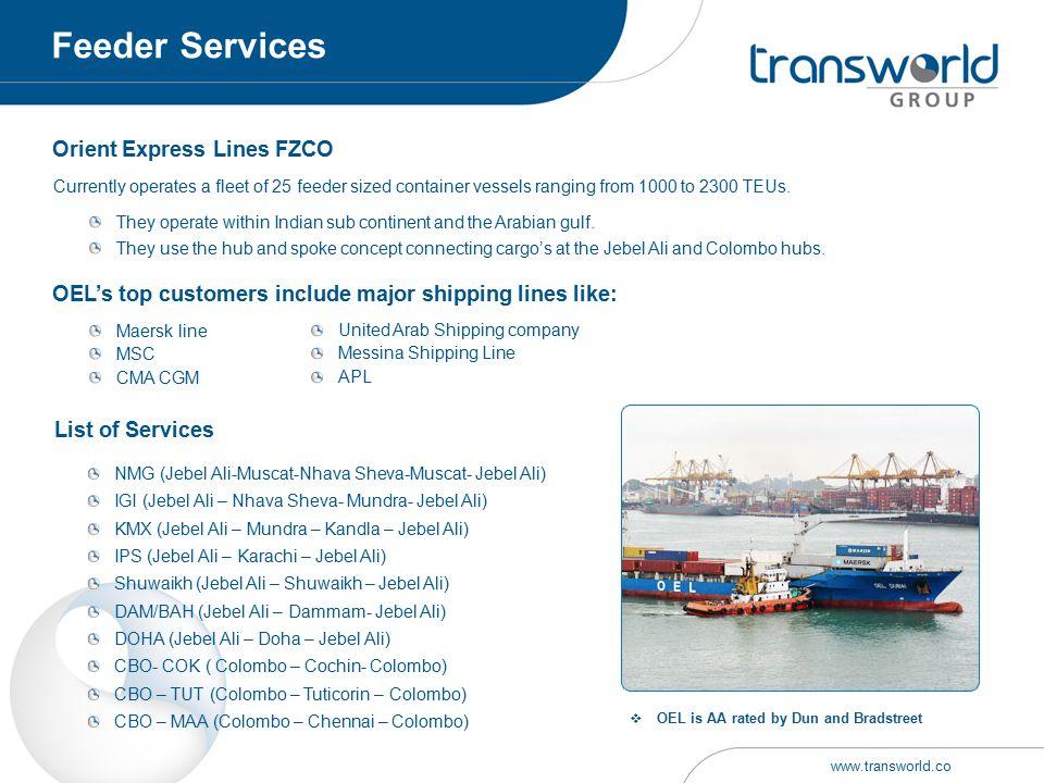 Orient Express Lines FZCO